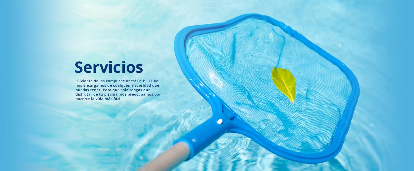Servicios de mantenimiento piscinas