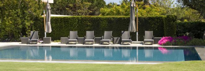 Ducha solar piscium piscina