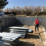Construcción de la primera piscina Learderpool en Zaragoza 3