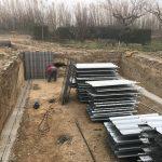 Construcción de la primera piscina Learderpool en Zaragoza 4