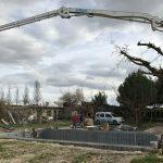 Construcción de la primera piscina Learderpool en Zaragoza 6