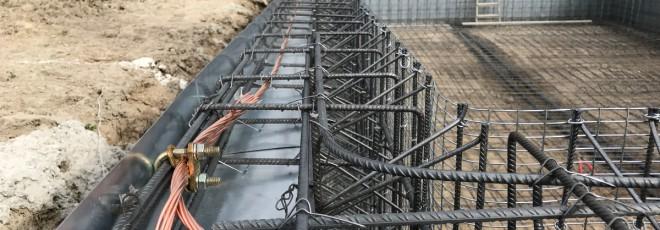 construccion piscina sistema leaderpoll en zaragoza - piscium
